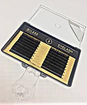 Ресница - изгиб D ,толщина 0,05 - MIX размер 6.7.8.9mm