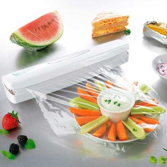 Пищевая пленка, бумага и фольга