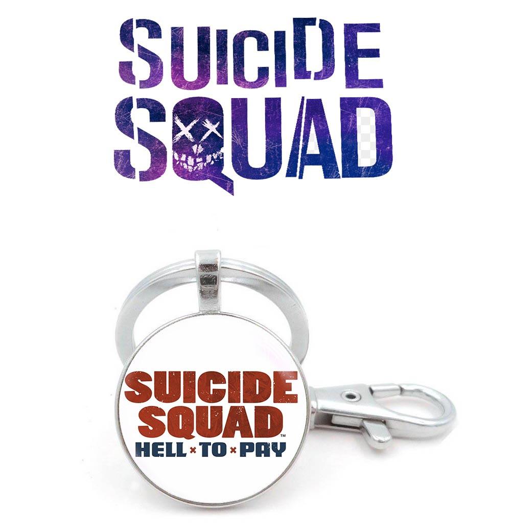 Брелок HELL TO PAY Отряд самоубийц / Suicide Squad
