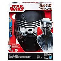 Маска Кайло Рен Электронная для смены голоса Звездные Войны Star Wars Kylo Ren Hasbro C1428