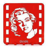 Вешалка настенная Glozis Monroe