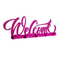 Вешалка настенная Glozis Welcome