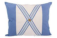 Подушка декоративная LiMaSo GP05 Голубые полоски 40х50 см