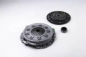 Комплект сцепления Citroen Berlingo 1.9D 2002-2008