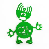 Вешалка настенная Детская Glozis Robot Mechanic