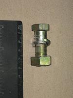 Болт вала карданного ЗИЛ М14х38 с гайкой и гровером. 301028-П29