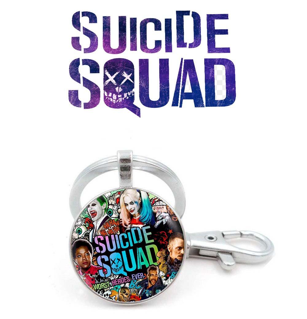 Брелок команда Отряд самоубийц / Suicide Squad