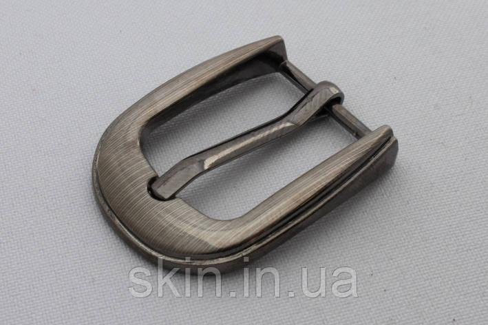 Пряжка ременная, ширина - 20 мм, цвет - никель, артикул СК 9927, фото 2