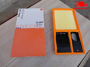 Воздушный фильтр SEAT, SKODA, VW (KNECHT) LX2010