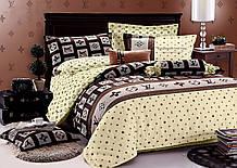 Комплект постельного белья Луи Виттон  2