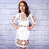 """Жіноча сукня з вишивкою  """"Янтар"""", фото 5"""
