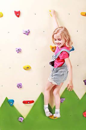 Детский скалодром «Лесочек» Kidigo (SDS06), фото 2