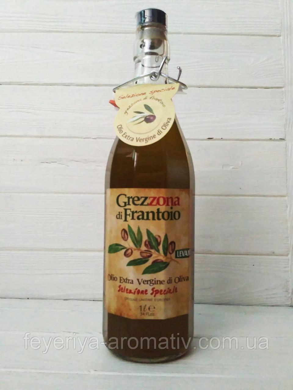 Оливковое масло Levante Grezzona di Frantoio Olio Extra Vergine di oliva Selezione speciale  1л (Италия)