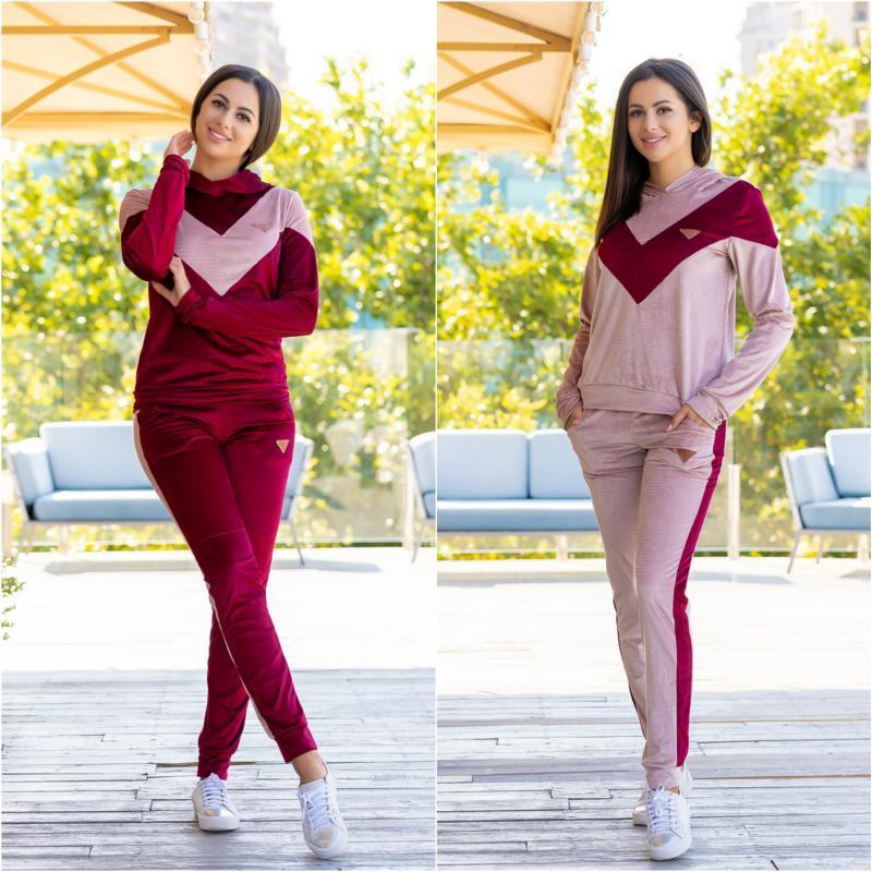 Женский Спортивный костюм Мод . 2273