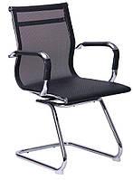 Крісло Slim Net LB (XH-633B) чорний TM AMF