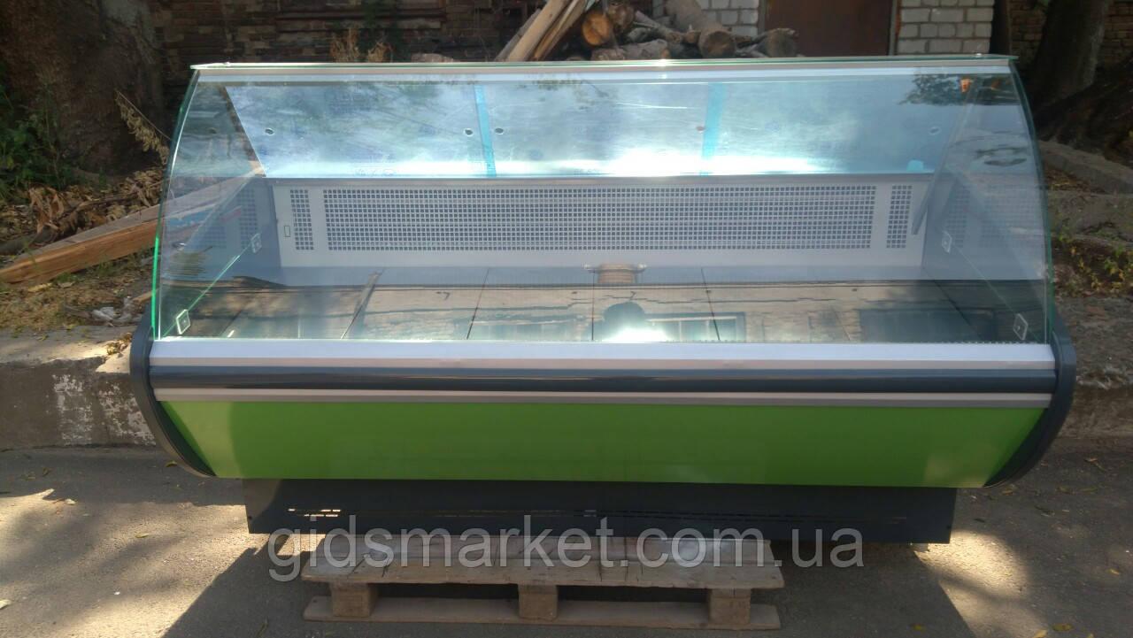 Холодильная витрина Технохолод Каролина 2 м. витрину бу.