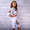 """Жіноча сукня з вишивкою """"Квітковий сад"""", фото 2"""
