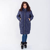 Женская куртка Indigo N 040T MEMORY FROG NAVY