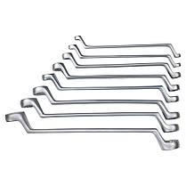 Ключи накидные 8шт 6-22мм CrV satine Sigma (6010051), фото 2