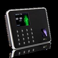 Сетевой Биометрический терминал УРВ ZKTeco WL30 (Черный) + Wi-Fi