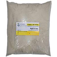 Харчова глина Жовта без домішок 100% натуральна 1000 г