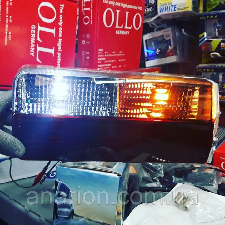 Задние диодные фонари на ВАЗ 2106 Хрусталь №2.