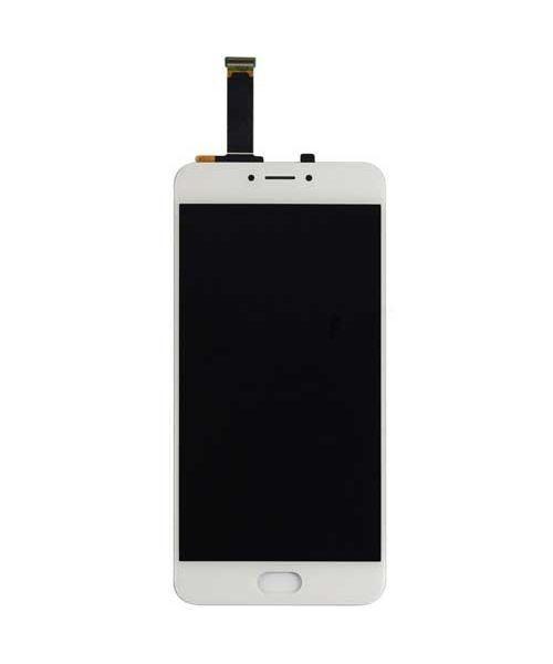 Дисплей (экран) для телефона Meizu MX6 M685 + Touchscreen Original White