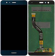 Дисплей (экран) для телефона Huawei P10 Lite WAS-L21, WAS-LX1, WAS-LX1A + Touchscreen Blue