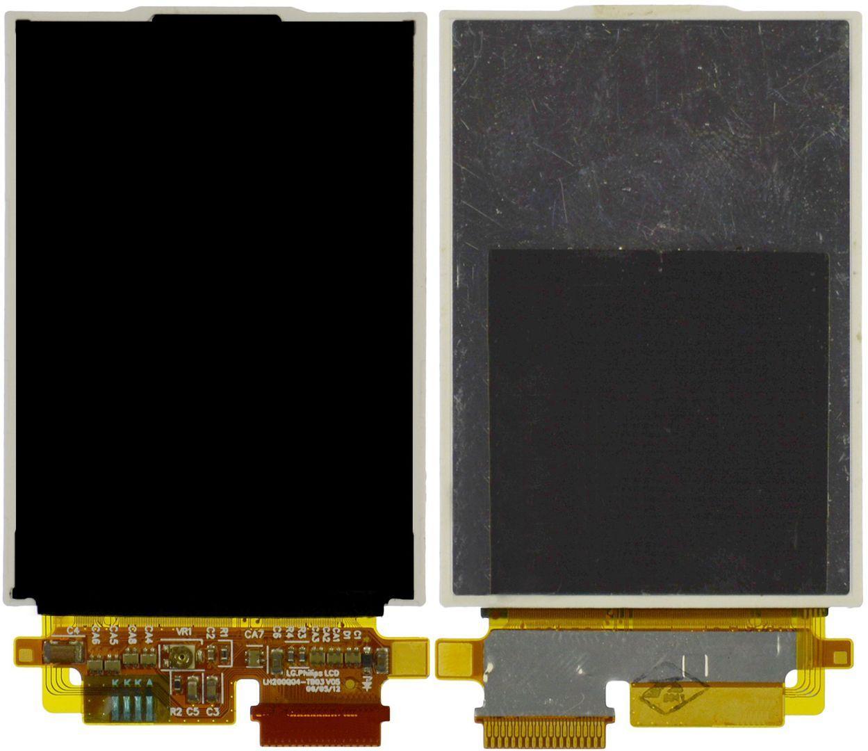Дисплей (экран) для телефона Lg KE600, KE601