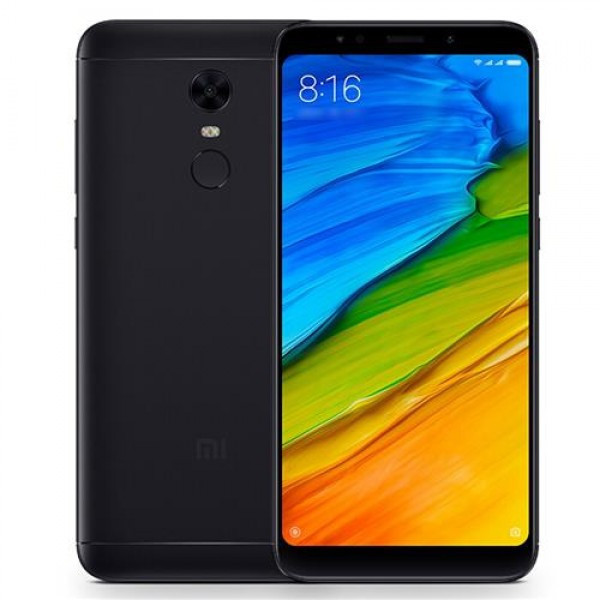 Xiaomi Redmi 5 Plus 4/64GB Black Global Rom