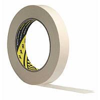 3M 06295 - Стандартная малярная (маскирующая) лента 3M 2328, 80°С, 15х0,14 мм, рулон 50 м