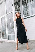 Черное платье (цвет - черный, ткань - софт) Размер S, M, L (розница и опт)
