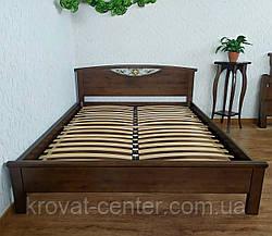 """Кровать двуспальная из массива натурального дерева """"Фантазия"""", фото 3"""