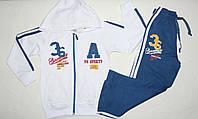 спортивный костюм  4-5,5-6,6-7 лет 100 % коттон