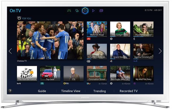 Телевизор Samsung UE32H4510 (100Гц, HD, Smart, Wi-Fi) , фото 2
