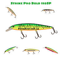 Воблер Strike Pro Bold 110SP