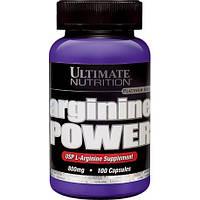 Ultimate Nutrition-Arginine Power 100caps