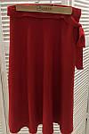 Стильная юбка с завязкой (1847) разные расцветки, фото 6
