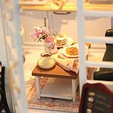 """3D Румбокс Кафе """"Оранжерея"""" - Кукольный Дом Конструктор / DIY Doll House от CuteBee, фото 5"""