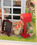 """3D Румбокс Кафе """"Оранжерея"""" - Кукольный Дом Конструктор / DIY Doll House от CuteBee, фото 6"""