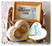 """Набор мыла """"Свадебное поздравление"""", фото 1"""