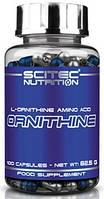 Гормон роста Scitec Nutrition - Ornithine (100 капсул)