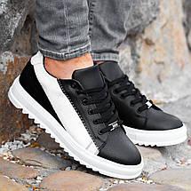Мужские черные кроссовки Wagoon Чоловічі Кросівки Размер 41,44., фото 2