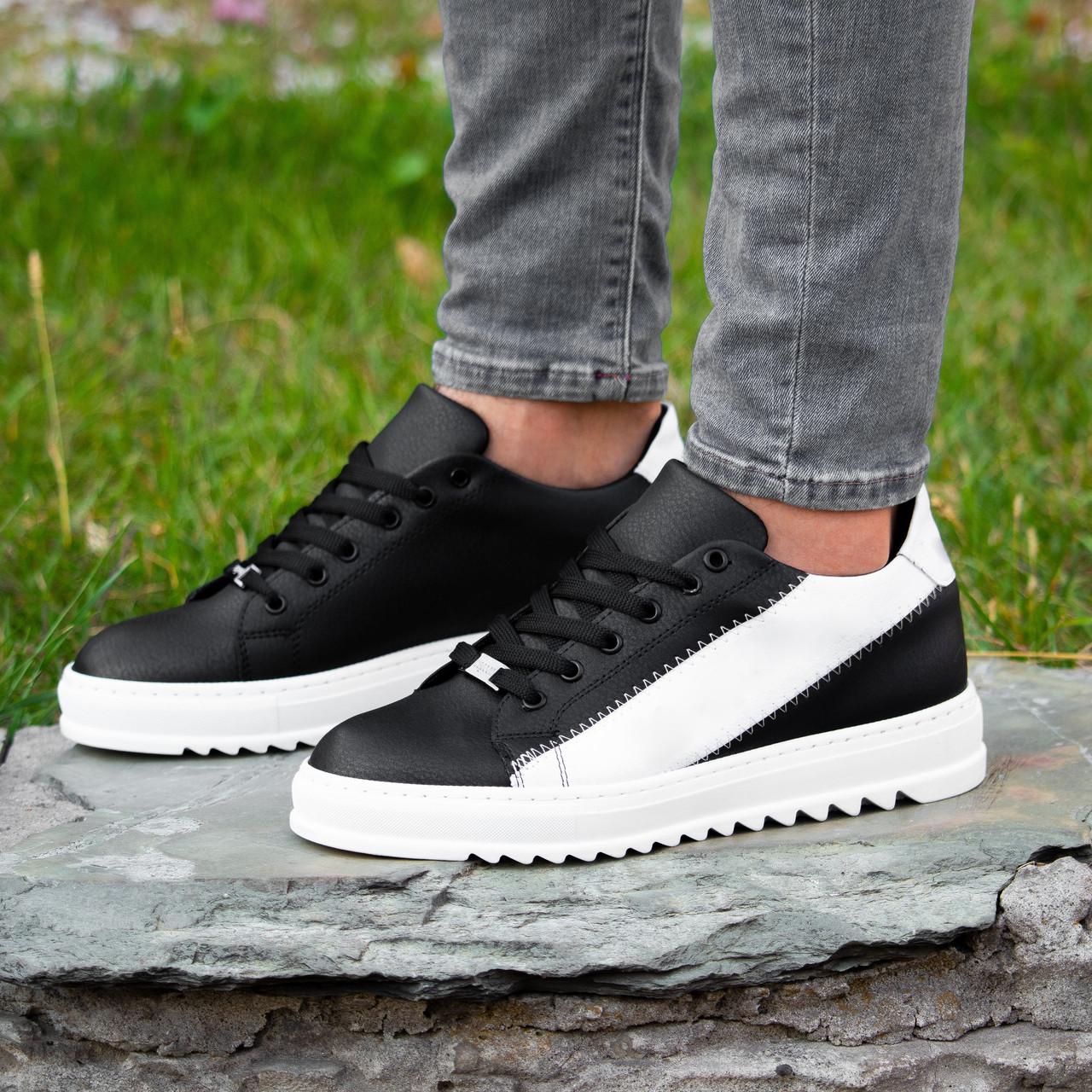 Мужские черные кроссовки Wagoon Чоловічі Кросівки Размер 41,44.