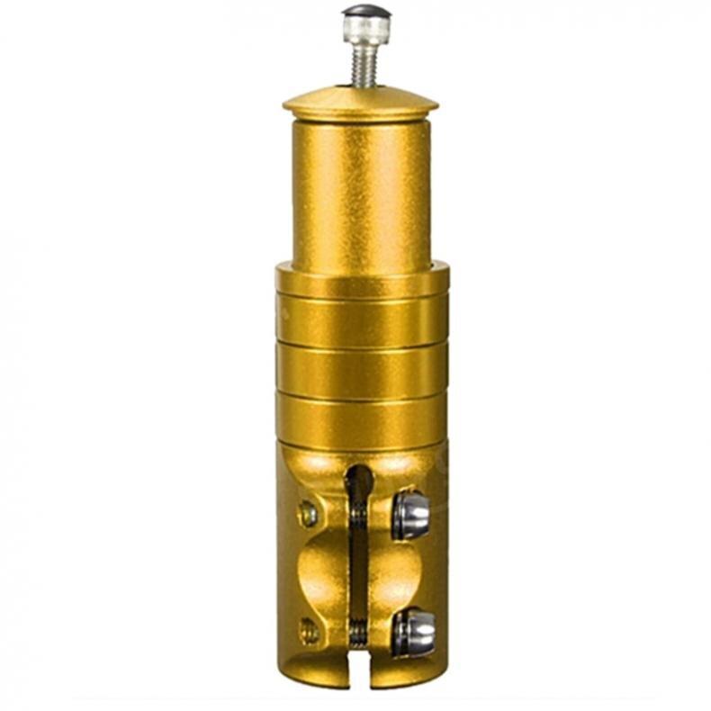 Удлинитель штока вилки велосипеда (1-1/8) GJB-012 золото