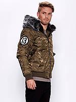 Куртка мужская камуфляж.