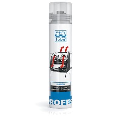 Verylube Комплексный очиститель автомобильных кондиционеров (пенный). Аэрозольный баллон 320 мл