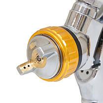 Краскораспылитель HVLP Ø1.4мм с в/б (пласт) Sigma (6812261), фото 2