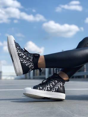 Женские кроссовки Christian Dior (36, 37, 38, 39, 40 размеры), фото 2