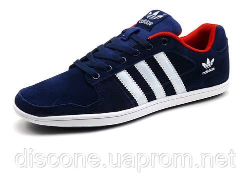 Кроссовки/ Кеды спортивные Adidas Force, мужские, темно-синие